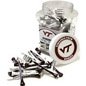"Team Golf Virginia Tech Hokies 2.75"" Golf Tees - 175-Pack"