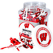 "Team Golf Wisconsin Badgers 2.75"" Golf Tees - 175-Pack"