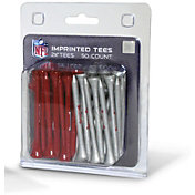 Team Golf Tampa Bay Buccaneers Golf Tees – 50 Pack