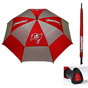 "Team Golf Tampa Bay Buccaneers 62"" Double Canopy Umbrella"