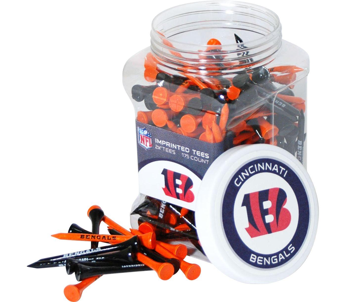 Team Golf Cincinnati Bengals Tee Jar - 175 Pack