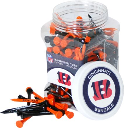 Team Golf Cincinnati Bengals Tee Jar - 175 Pack