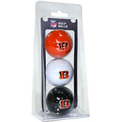 Team Golf Cincinnati Bengals Golf Balls – 3 Pack
