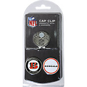 Team Golf Cincinnati Bengals Two-Marker Cap Clip