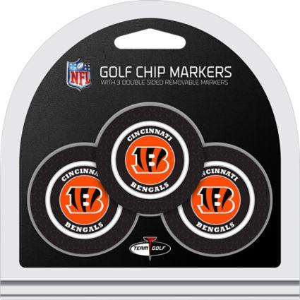 Team Golf Cincinnati Bengals Golf Chips - 3 Pack