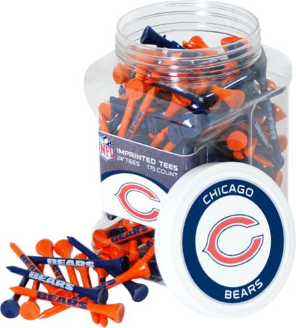 Team Golf Chicago Bears Tee Jar - 175 Pack