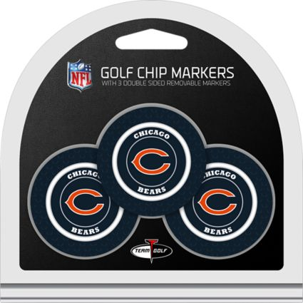 Team Golf Chicago Bears Golf Chips - 3 Pack