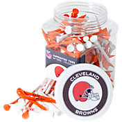 Team Golf Cleveland Browns 175 Count Golf Tee Jar