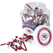 Team Golf Kansas City Chiefs Golf Tee Jar