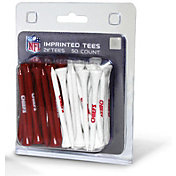Team Golf Kansas City Chiefs Golf Tees – 50 Pack