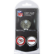 Team Golf Kansas City Chiefs Two-Marker Cap Clip