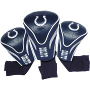Team Golf Indianapolis Colts Contour Headcovers - 3-Pack