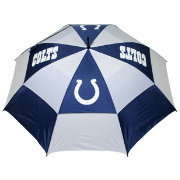 "Team Golf Indianapolis Colts 62"" Double Canopy Umbrella"