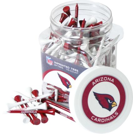 Team Golf Arizona Cardinals Tee Jar - 175 Pack