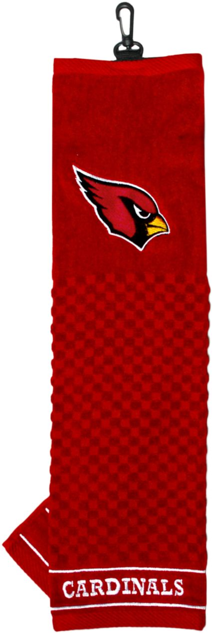 Team Golf Arizona Cardinals Embroidered Towel