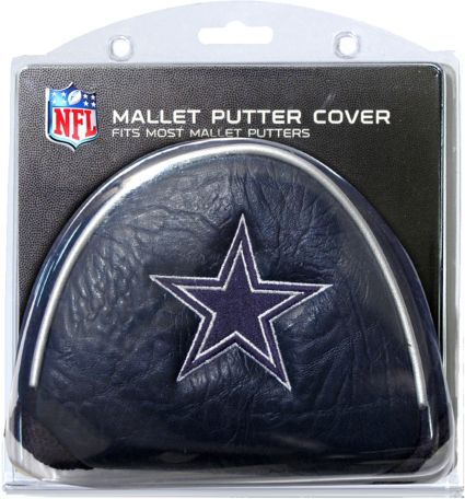 Team Golf Dallas Cowboys Mallet Putter Cover  cd457a8f3