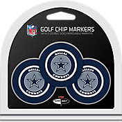 Team Golf Dallas Cowboys Poker Chips Ball Markers - 3-Pack