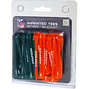 Product Image Team Golf Miami Dolphins Tees 50 Pack