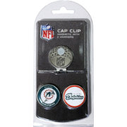 Team Golf Miami Dolphins Two-Marker Cap Clip