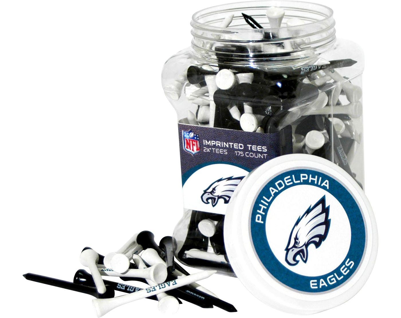 Team Golf Philadelphia Eagles Tee Jar - 175 Pack
