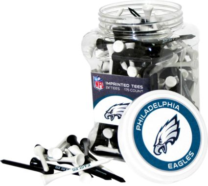 Team Golf Philadelphia Eagles Tee Jar - 175 Pack
