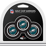 Team Golf Philadelphia Eagles Poker Chips Ball Markers - 3-Pack