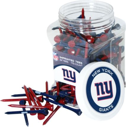 Team Golf New York Giants Tee Jar - 175 Pack