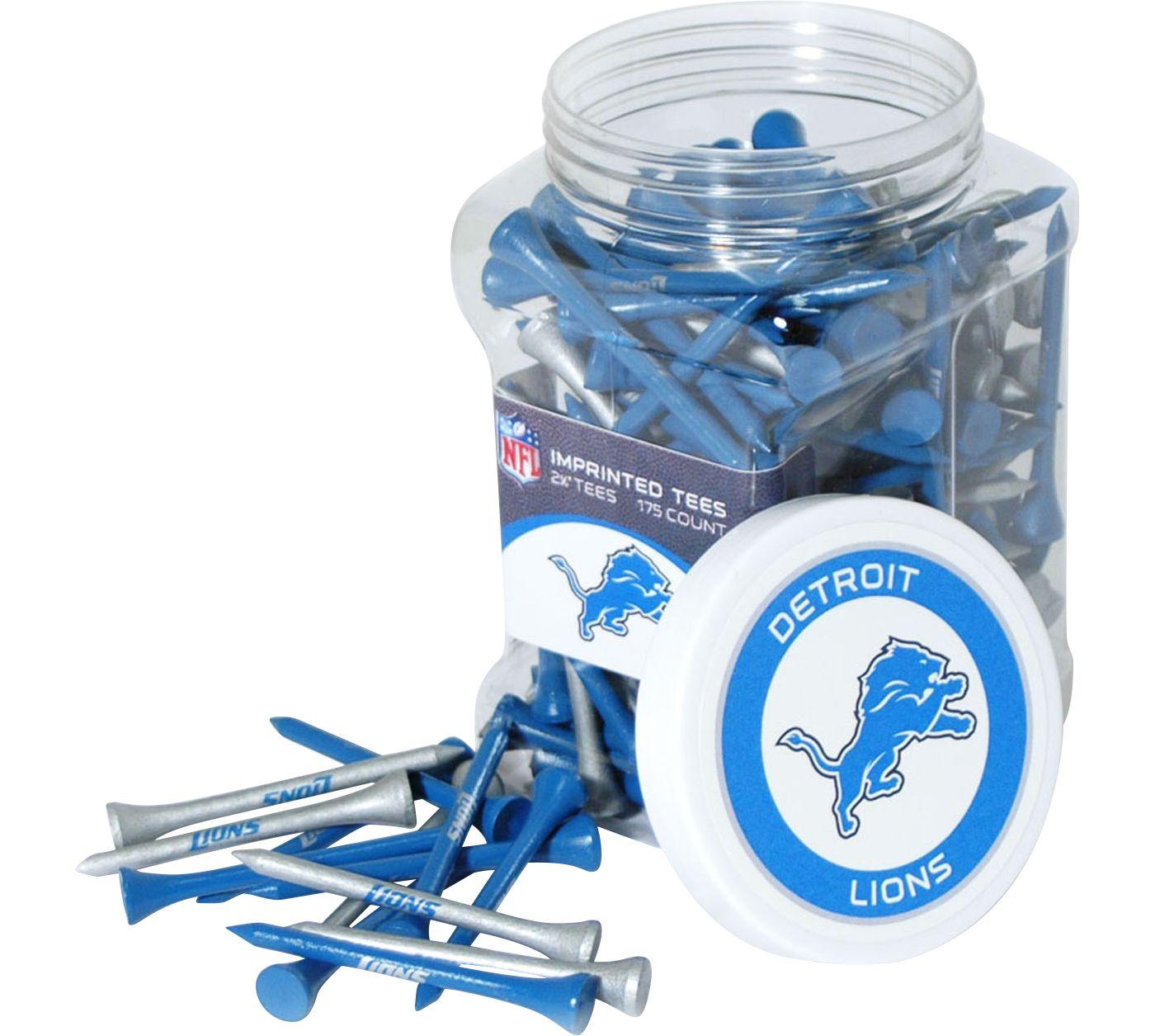 Team Golf Detroit Lions Tee Jar - 175 Pack
