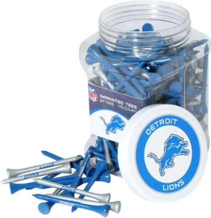 Team Golf Detroit Lions Tee Jar - 175 Pack