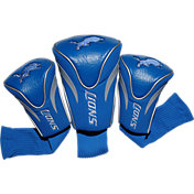 Team Golf Detroit Lions 3-Pack Contour Headcovers