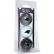 Team Golf Carolina Panthers Golf Balls – 3 Pack