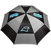 "Team Golf Carolina Panthers 62"" Double Canopy Umbrella"