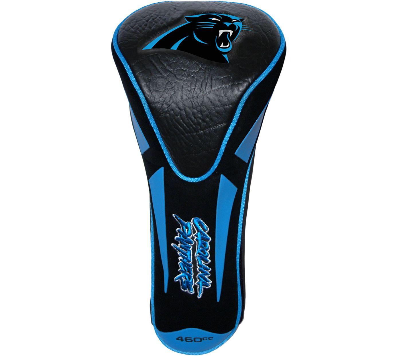 Team Golf Carolina Panthers Single Apex Jumbo Headcover