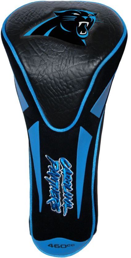 Team Golf APEX Carolina Panthers Headcover