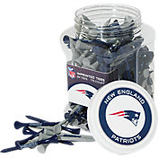 Team Golf New England Patriots 175 Count Golf Tee Jar