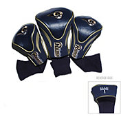 Team Golf St. Louis Rams 3-Pack Contour Headcovers