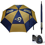 "Team Golf St. Louis Rams 62"" Double Canopy Umbrella"