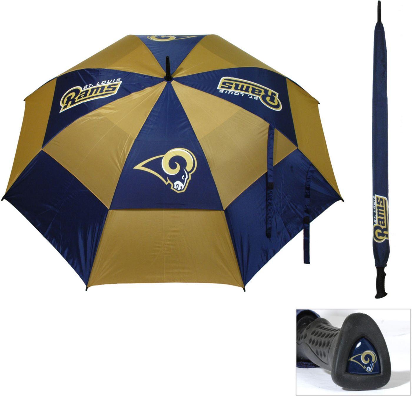 "Team Golf St. Louis Rams 62"" Double Canopy Umbrella"