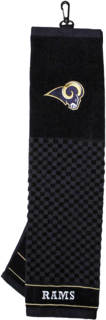 Team Golf St. Louis Rams Embroidered Towel