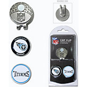 Team Golf Tennessee Titans Two-Marker Cap Clip