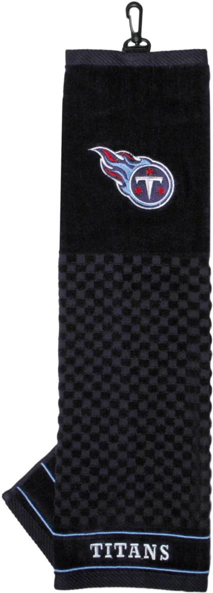 Team Golf Tennessee Titans Embroidered Towel