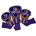 Team Golf Minnesota Vikings 3-Pack Contour Headcovers