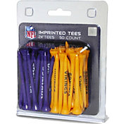 Team Golf Minnesota Vikings Golf Tees – 50 Pack
