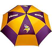 "Team Golf Minnesota Vikings 62"" Double Canopy Umbrella"