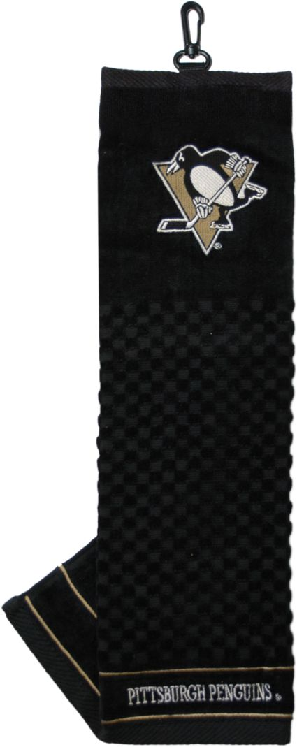 Team Golf Pittsburgh Penguins Embroidered Towel