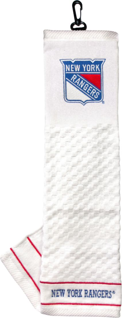 Team Golf New York Rangers Embroidered Towel