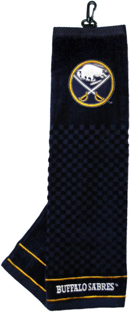 Team Golf Buffalo Sabres Embroidered Towel