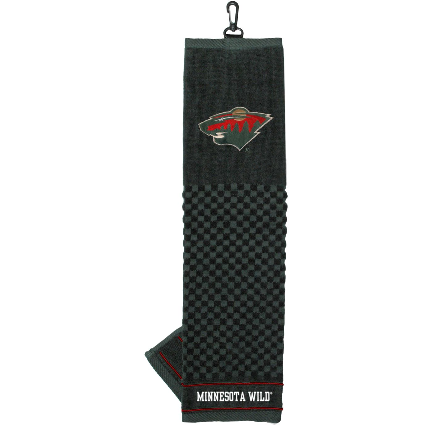 Team Golf Minnesota Wild Embroidered Towel