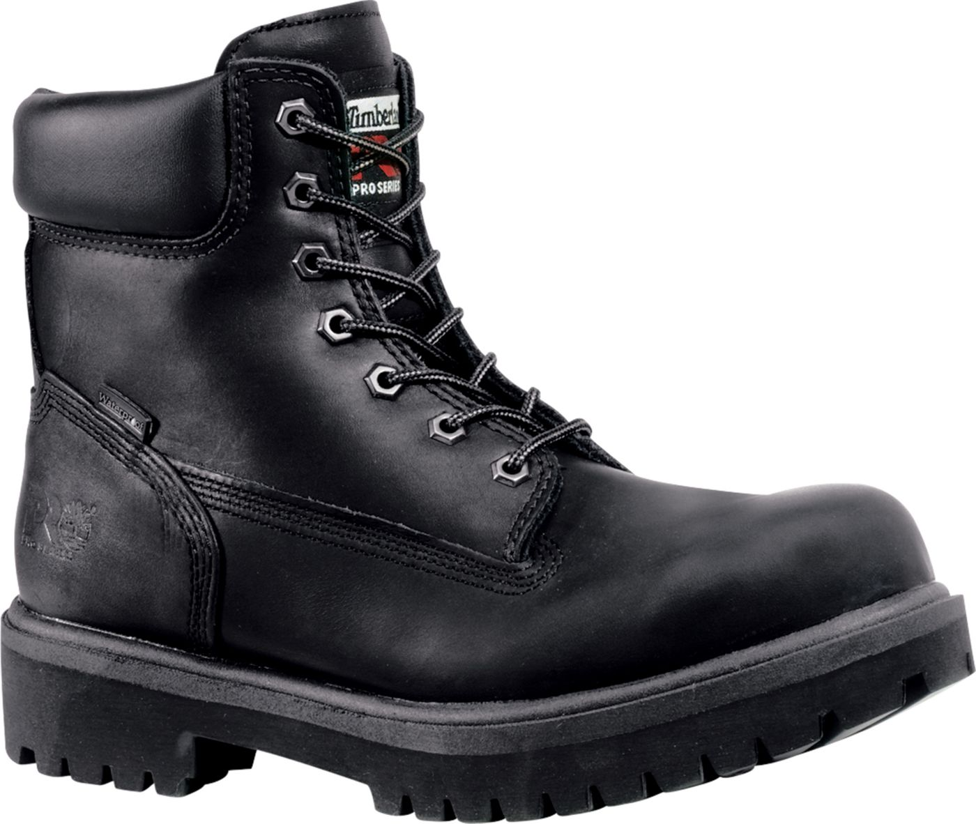 Timberland PRO Men's Direct Attach 6'' Waterproof 200g Soft Toe Work Boots
