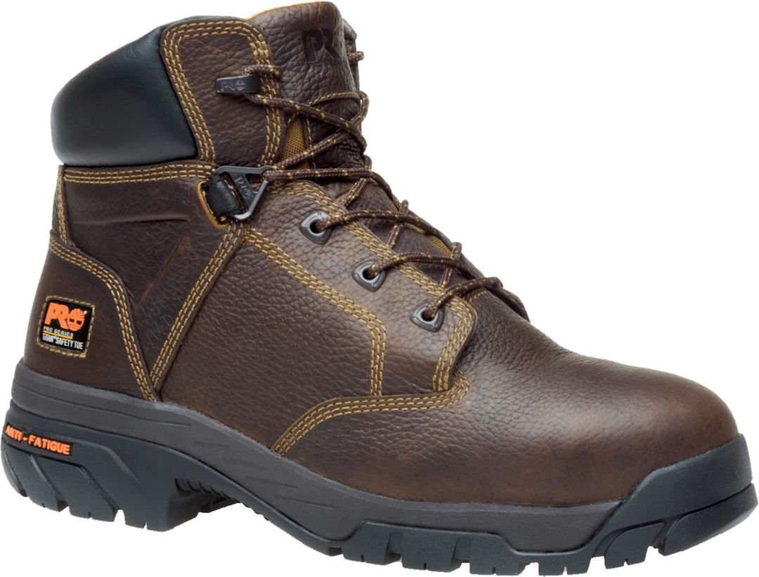 a308f5a7ddd Timberland PRO Men's Helix 6'' Alloy Safety Toe Work Boots